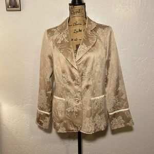 Susan Graver Style blazer, size medium